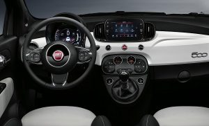 Fiat 500 Hibrit fiyat listesi