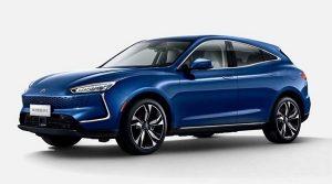 Huawei elektrikli otomobil 2021.
