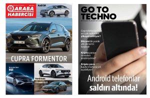 Otomobil Dergileri Mayıs 2021.