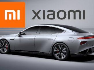 Xiaomi Elektrikli Araç Sektörü.
