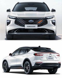 Yeni Ford Mondeo Evos
