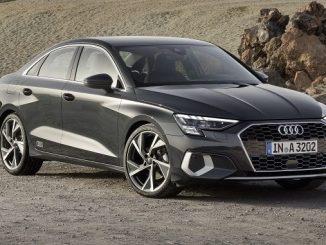 2021 Audi A3 Sedan fiyatı.