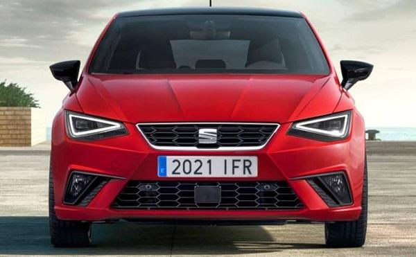 2021 Makyajlı Seat Ibiza tanıtıldı.