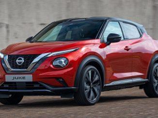 2021 Nissan Juke fiyatı Mayıs.