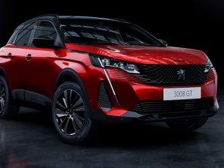 2021 Peugeot 3008 kampanyası.