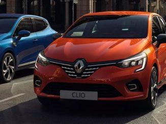 2021 Renault Clio fiyatları Mayıs.