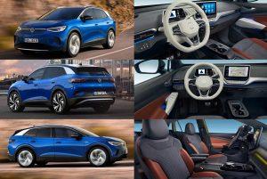 2021 Volkswagen ID4 fiyatları