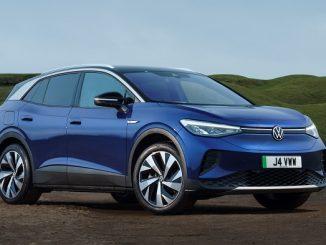 2021 Volkswagen ID4 fiyatları.