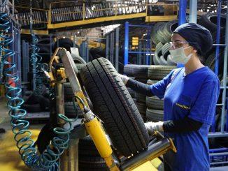 Goodyear Adapazarı fabrikası kadın çalışanlar.