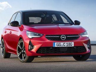 Opel Corsa fiyat listesi 2021.