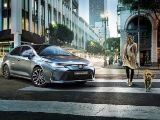 Toyota Corolla fiyat listesi 2021.
