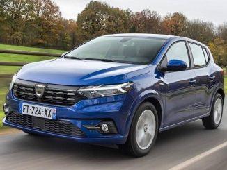 Yeni Dacia Sandero fiyatları 2021.