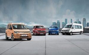 2021 Volkswagen Ticari Araç.