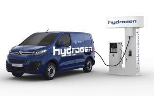 Citroen e Jumpy Hydrogen.