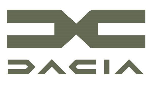 Dacia Logosu yenilendi 2021.