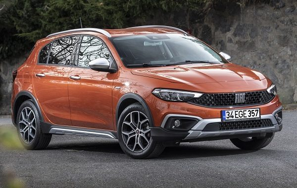 Fiat Egea Cross fiyat listesi.