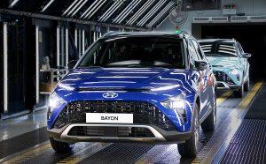 Hyundai Bayon üretimi başladı