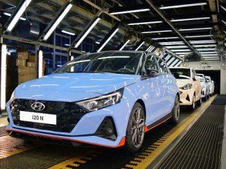Hyundai i20N üretimi başladı.