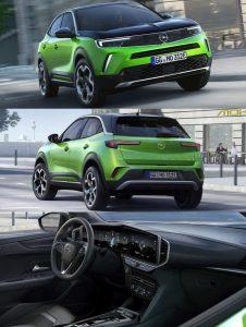 Opel Mokka fiyat listesi 2021