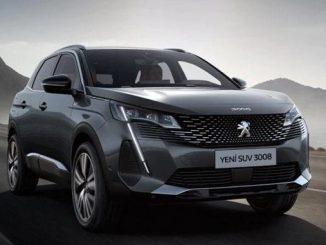 Peugeot 3008 fiyat listesi Haziran