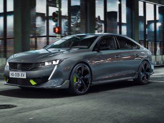 Peugeot 508 Sport Engineered!