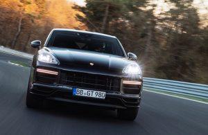 Porsche Cayenne Nurburgring rekoru