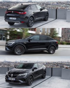 Renault ArkanaE TECH