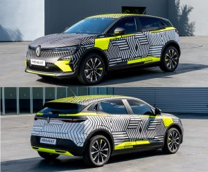 Renault Megane Electric 2021