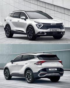 Yeni Kia Sportage 2021.