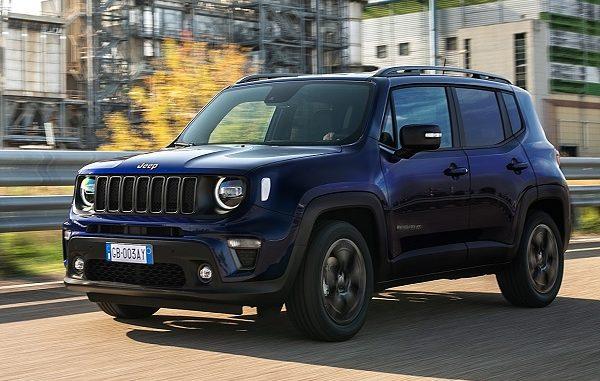 2021 Jeep Renegade 80 Yıl.