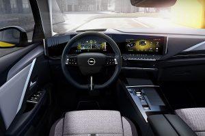 2021 Opel Astra Yeni