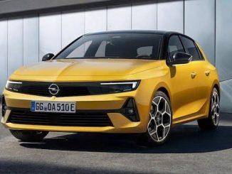 2021 Opel Astra tanıtıldı