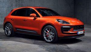 2021 Porsche Macan satışta