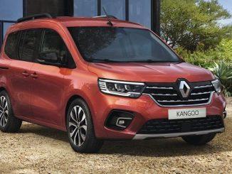 2021 Renault Kangoo Euro NCAP.