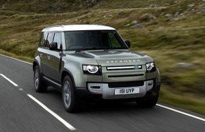 Land RoverDefenderHidrojen.