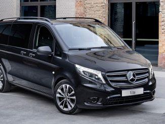 Mercedes Benz Vito kampanya.
