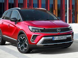 Opel Crossland Fiyat Listesi Temmuz.