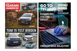 Otomobil Dergileri Ağustos 2021