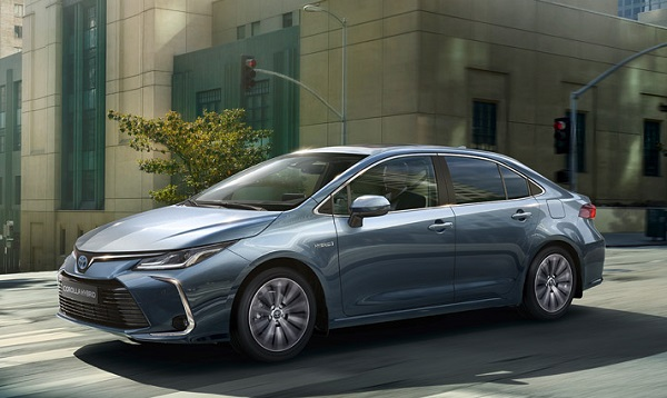 Toyota Corolla fiyat listesi Temmuz.