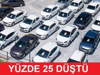 2021 ikinci el araba fiyatları.