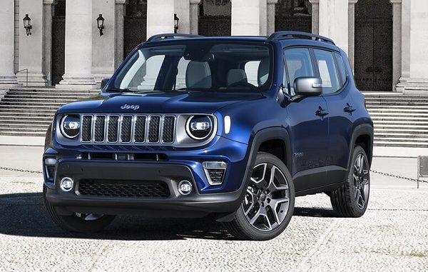 Jeep Renegade fiyat listesi 2021