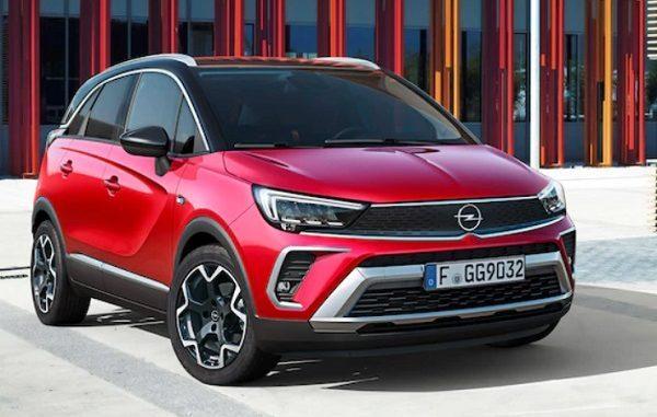 Opel Crossland Fiyat Listesi Agustos.