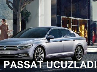 2021 VW Passat fiyat listesi.