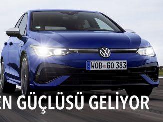 2021 VolkswagenGolf R.