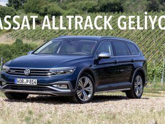 2021 Volkswagen Passat Alltrack.