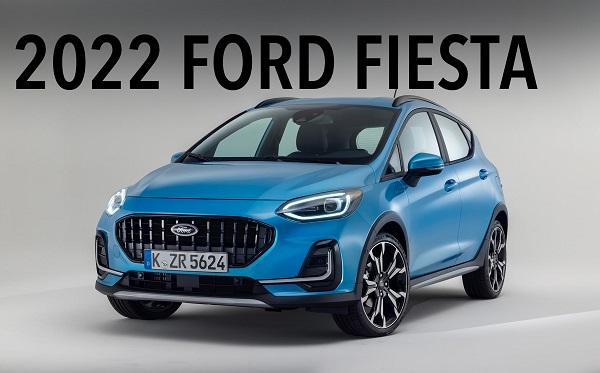 2022 Ford Fiesta tanıtıldı.
