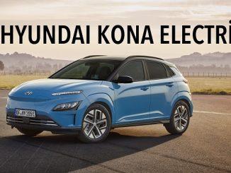 Hyundai Kona Electric fiyatları.