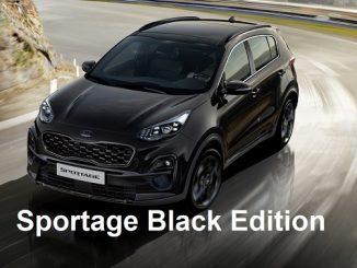 Kia Sportage Black Edition fiyatı.