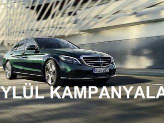 Mercedes kampanyaları Eylül 2021.