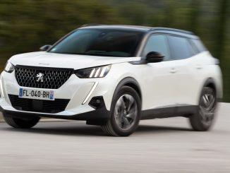 Peugeot 2008 fiyat listesi Eylül.